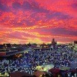 Marrakech-Sunset-Morocco