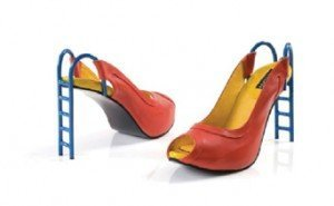 scarpa scivolo