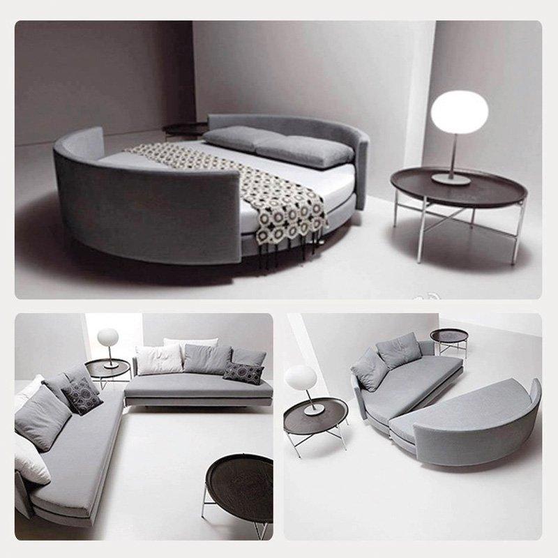 Oggetti di design for Design moderno del letto