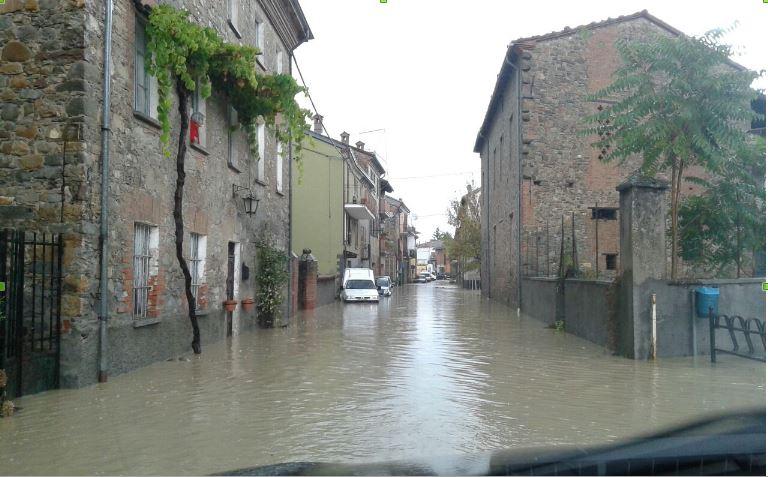 I carabinieri in aiuto per l 39 alluvione for Scantinati in california