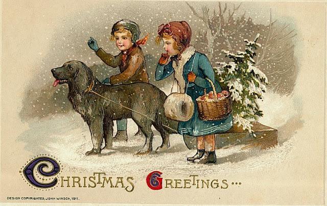 spesso Alla biblioteca di Novi Ligure le cartoline di Natale senza tempo  XP96