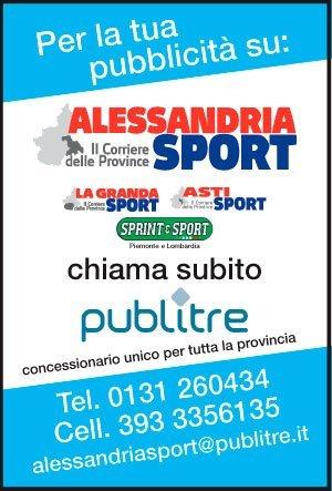 Publitre - Concessionaria per la pubblicità su Alessandria Sport