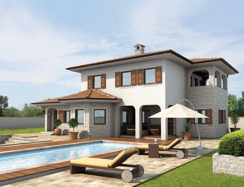 Casa prefabbricata la casa da sogno for Piani casa da sogno