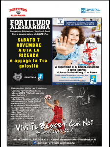 Fortitudo AIRC #1