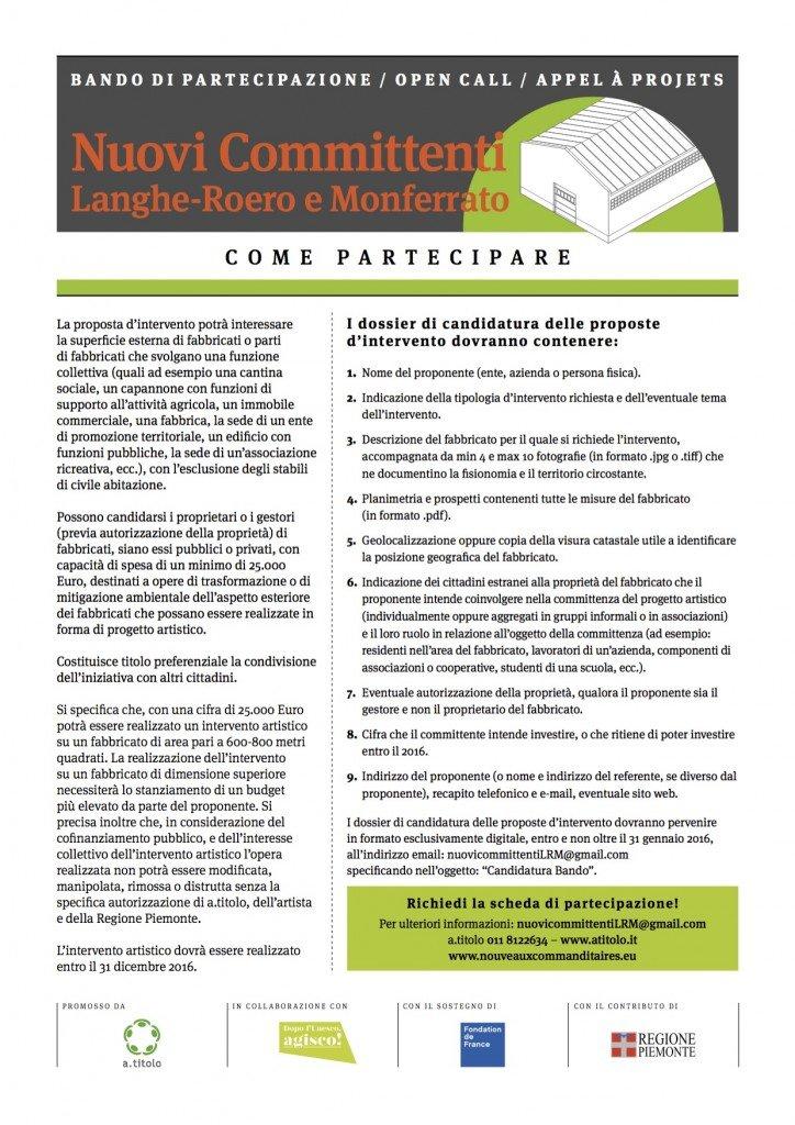 Bando Nuovi Committenti LRM_col 2