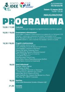 Programma Porto Idee