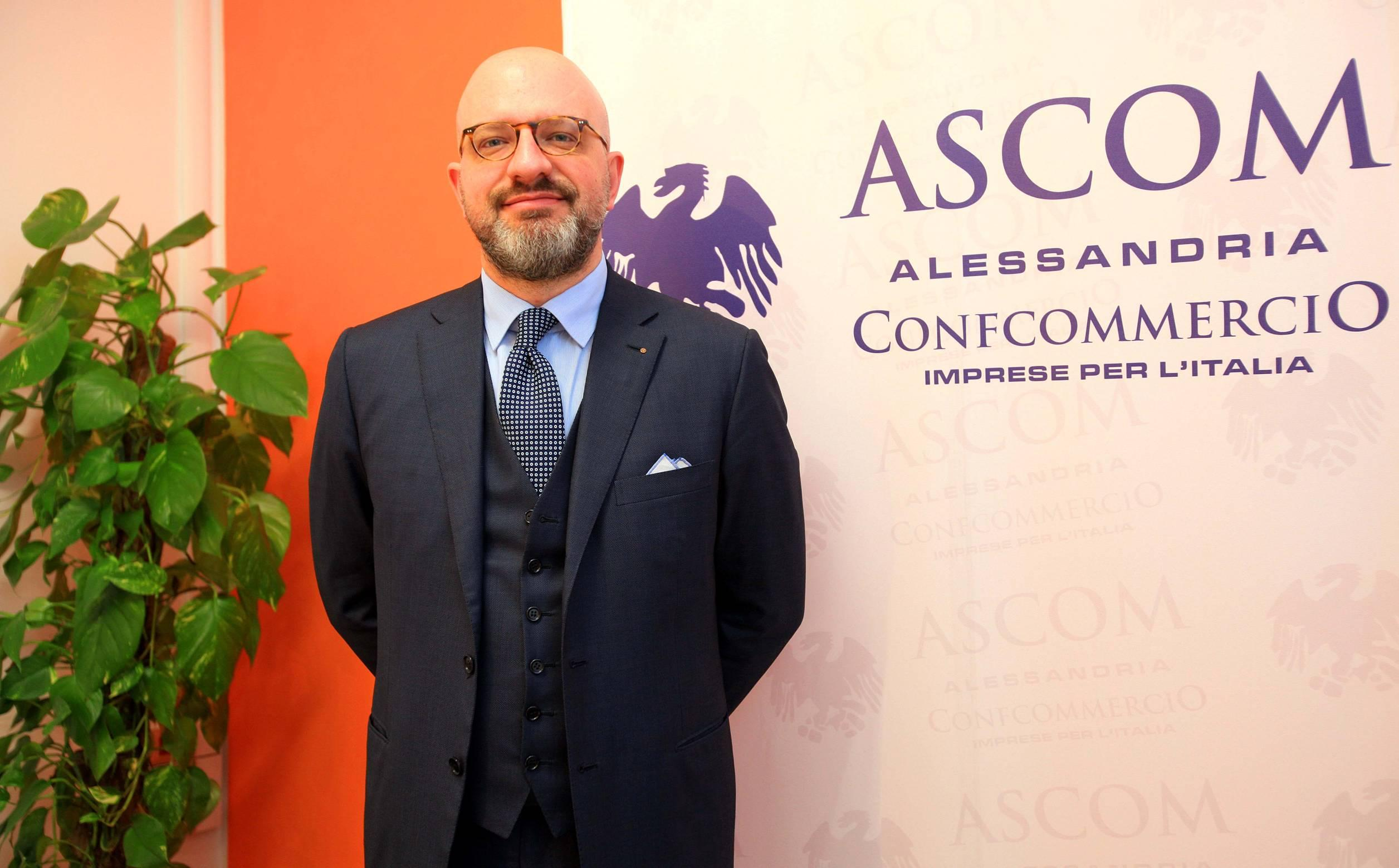 A Tu Per Tu Con Vittorio Ferrari Presidente Ascom Dialessandria It