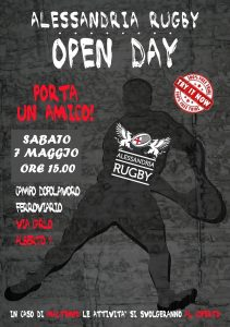 Open Day APD Rugby Alessandria