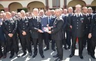 Il Comandante Generale dell'Arma in visita al Comando Provinciale di Alessandria