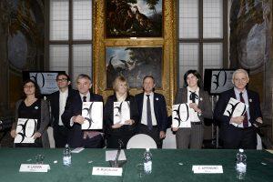 Torino 21 Novembre 2016 Presentazione della 30ma edizione del Salone del Libro di Torino svoltasi a Palazzo Madama. Nella foto: Ph. Massimo Pinca/ Sync Studio