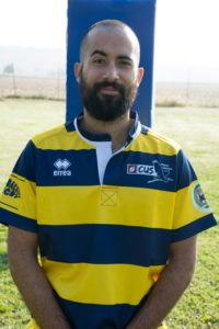 D'Angelo Cuspo Rugby