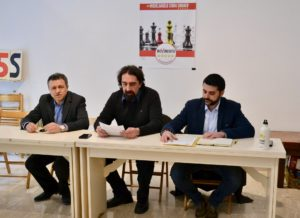 Movimento 5 Stelle Di Filippo, Serra e Cammalleri