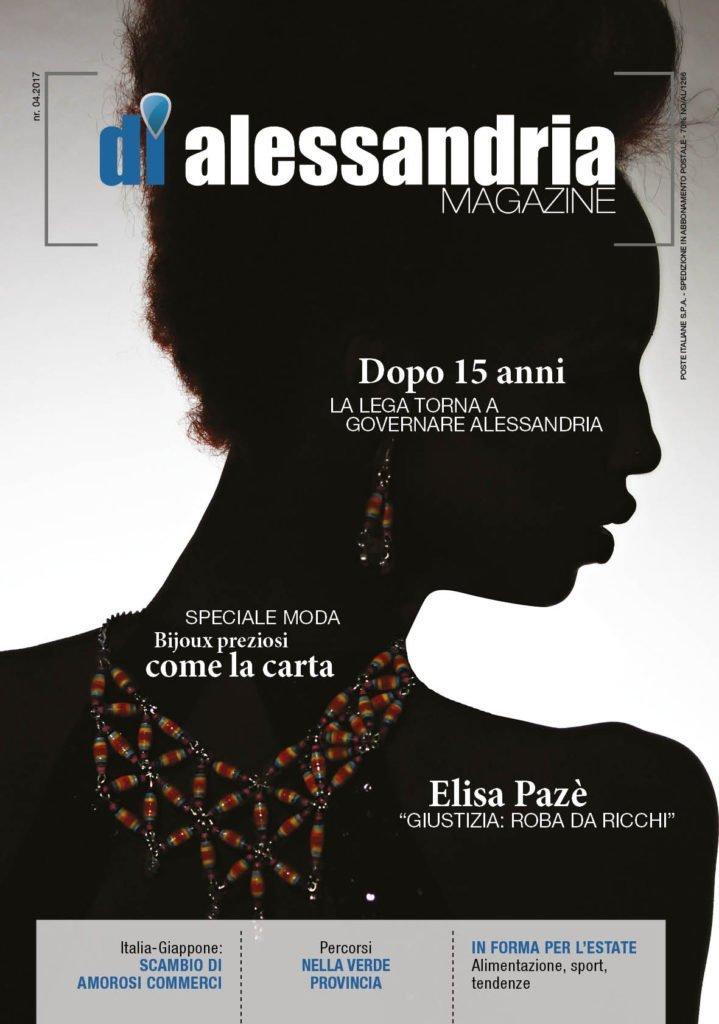 SPECIALE MODA COP - DIALESSANDRIA MAG USC 04 - 2017