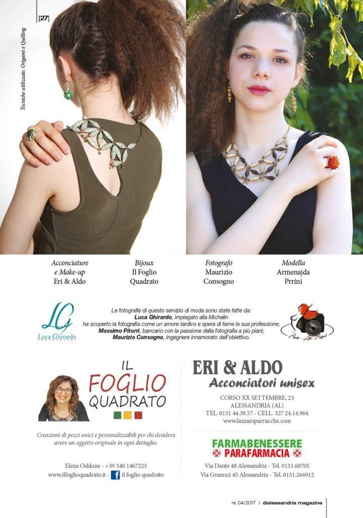 SPECIALE MODA - DIALESSANDRIA MAG USC 04 - 20174