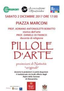 PILLOLE D ARTE 2 dicembre web