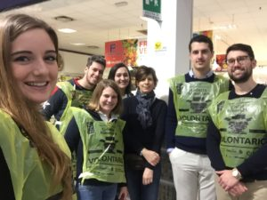 Rotaract- foto volontari 2017