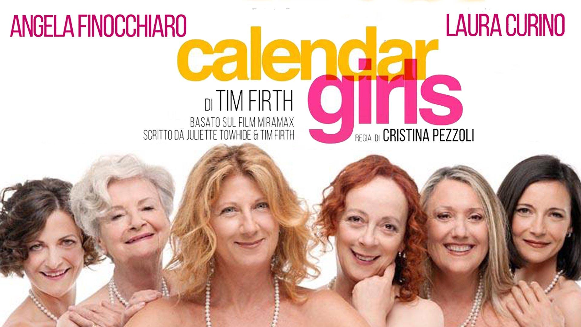 Resultado de imagen de calendar girls brancaccio
