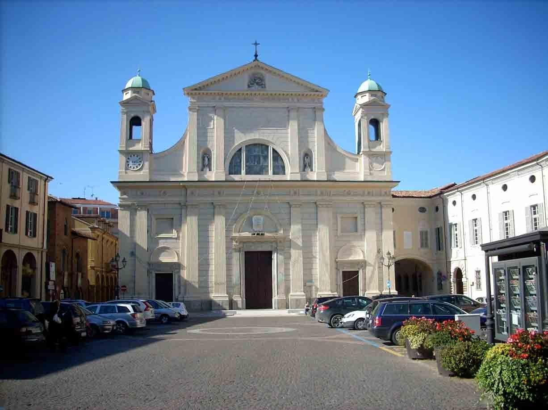 Tortona domenica prossima al via il progetto 39 chiese for Via tortona